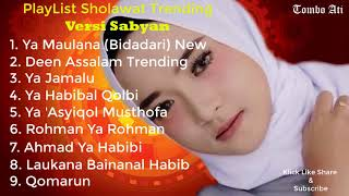 Download Mp3 Ya Maulana Playlist Versi Sabyan