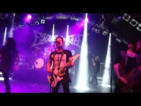 Escape The Fate live (Markthalle Hamburg 6.2.2018) - Remember Every Scar