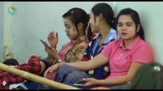 dvb tv ongoing bliss myanmar ကအထည ခ ပ အလ ပ သမ တ ဟ တ င ဆ ခ က မရတ ၾက င ဆ ၵ ပ