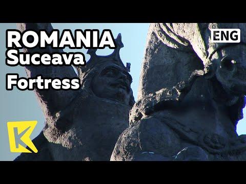 【K】Romania Travel-Suceava[루마니아 여행-수체아바]슈테판 왕과 몰도바 공국 요새/Fortress/Stephen/King/Moldova