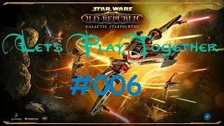 Lets Play Together Star Wars The Old Republic #006 - Im Kalikori Dorf