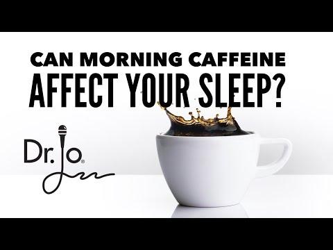 Can Morning Caffeine Affect Your Sleep?