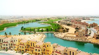 Beautiful Al Hamra Village in RAK