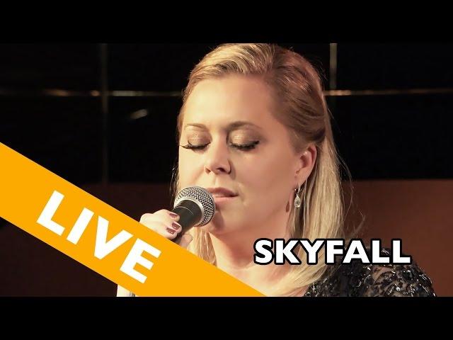Viktoria Tocca - Skyfall (LIVE)