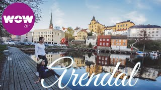 Arendal, Norway travel guide. Our favorite city.