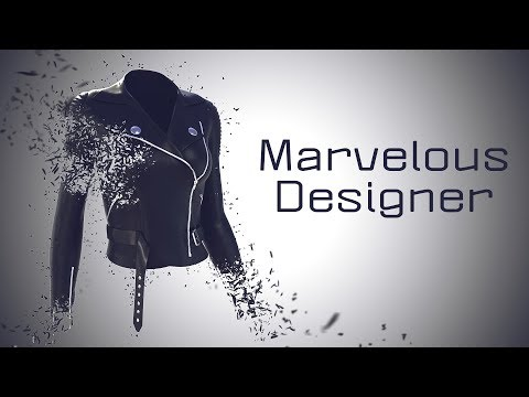 Marvelous Designer | Программа для дизайна одежды
