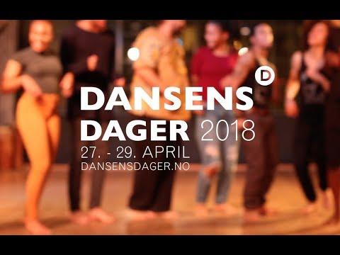 Dansens Dager-dansens 2018