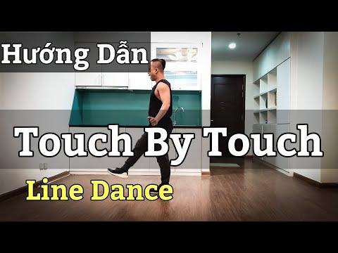 Hướng Dẫn Touch By Touch - JOY / line dance / bản dễ (BÀI KHỚP NHẠC BẤM▶️)