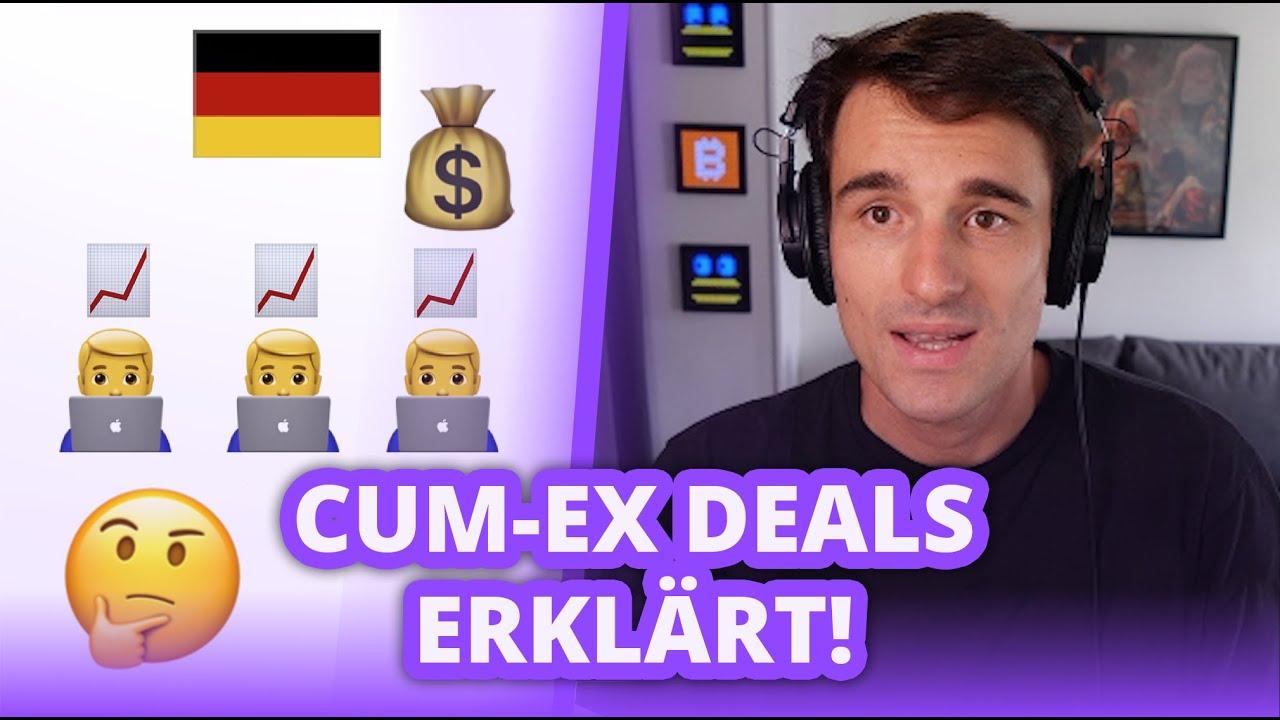 Cum-Ex Geschäfte erklärt! So funktionierte die Betrugsmasche   Finanzfluss Twitch Highlights