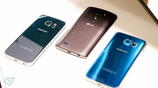 ▶ Samsung Galaxy S6 vs. S6 Edge vs. LG G3 - Vergleich