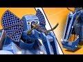 NEW ! AnimaCars ! Discover Wheelephant: Half Elephant, Half Excavator! Cartoon with trucks & animals