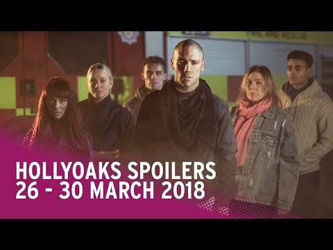 Hollyoaks spoilers: 26-30 March 2018