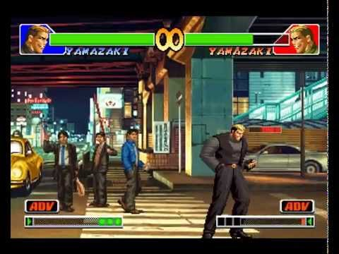 The King Of Fighters '98 All Desperation Moves