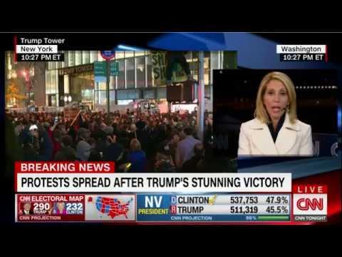 CLUELESS ALERT: CNN Can't Figure Out How Trump Won