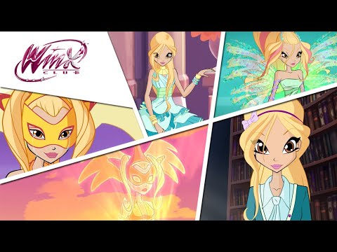 Winx Club - Daphne complete story!