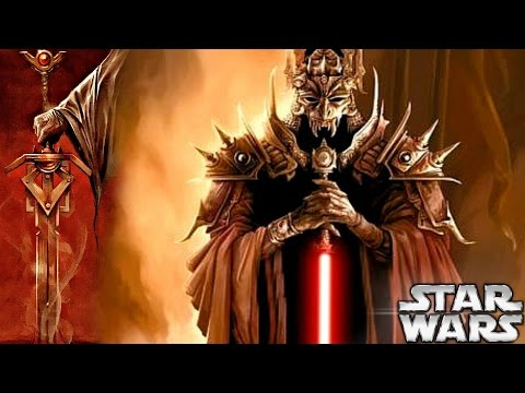 Sith/Jedi Weapons Before and More Powerful Than Lightsabers - Star Wars Explained