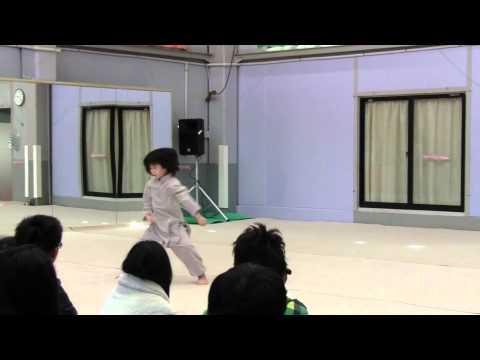 第1回 XMA 日本大会 エクストリーム部門 3位 POWER ARTS Kaishu