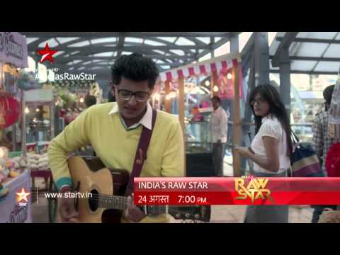India's Raw Star Contestant Promo: Pehli...