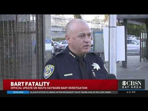 Man Killed At South Hayward BART Station