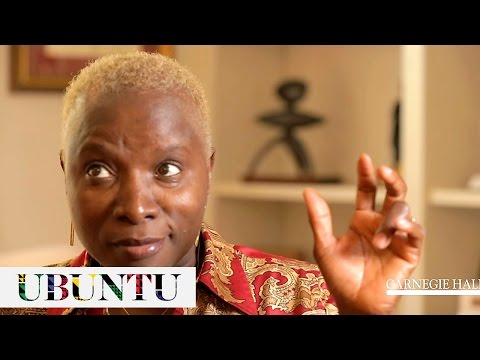 Angélique Kidjo: No Hate in Music - UBUNTU festival