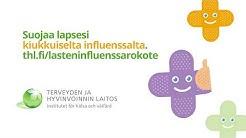 Torju lapsesi influenssa rokotteella