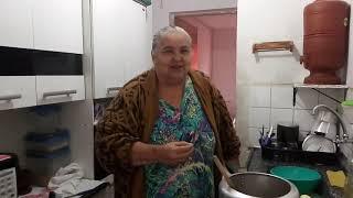 Costela de boi com mandioca