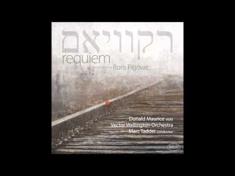 """Requiem """"The Holocaust"""" by Boris Pigovat - Lux Externa"""