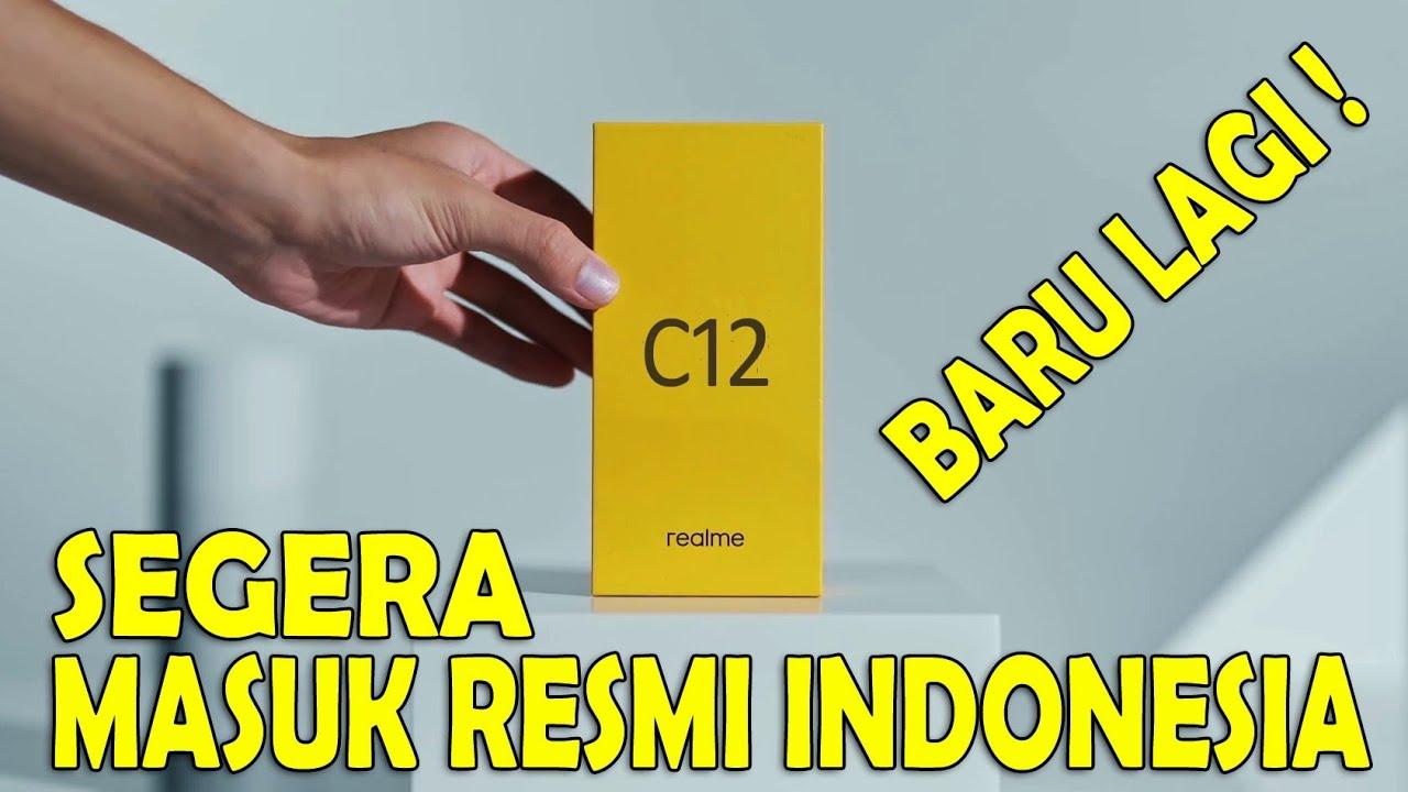 REALME C12 Indonesia Siap Hadir RESMI | Bocoran Spesifikasi Terbaru