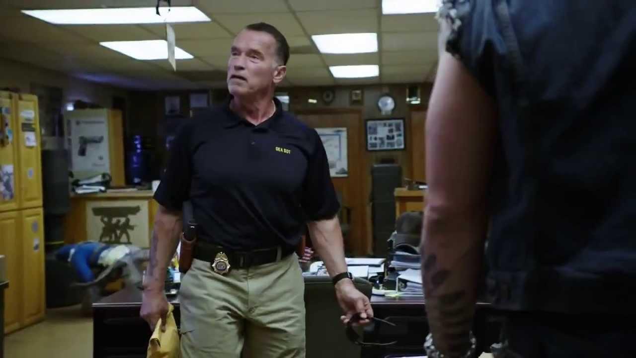 Sabotage Official Trailer #1 2014 Arnold Schwarzenegger ...  Sabotage Offici...