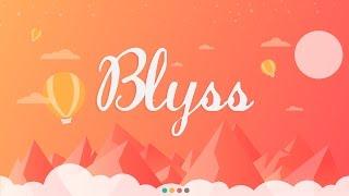 Blyss - Gameplay Android et iOS (iPhone / iPad) par KickMyGeek