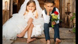 Пара хотела свадьбу без детей, из-за чего семья невесты перестала с ней общаться
