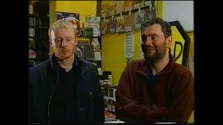 Arab Strap - No Disco (Irish TV interview) 2000