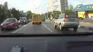 Камера Gopro как видеорегистратор для автомобиля с цикличностью съемки
