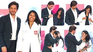 SRK HONOURED 1st Indian Woman …