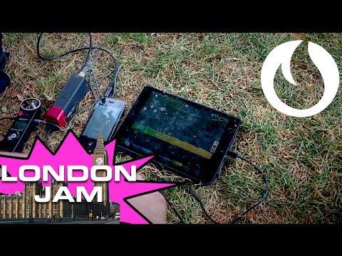 OUTDOOR ELECTRONICA (London Jam)
