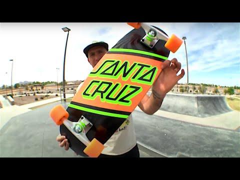 STREET SKATE CRUZER PRODUCT CHALLENGE w/ ANDREW CANNON! | Santa Cruz Skateboards
