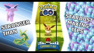 Important Eevee Community Day Tips | Pokemon GO