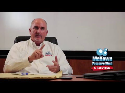 McKown Pressure Wash & Painting Associations video