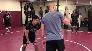 Glover Teixeira teaches at The Pit Martial Arts.