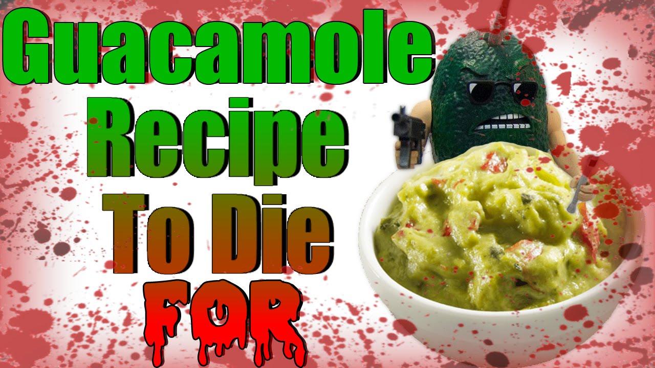 Guacamole recipes easy