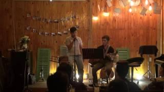 """Tíc tắc - Trình Phong [Đêm nhạc """"Ngày tình chung đôi"""" - Xương Rồng Coffee & Acoustic]"""