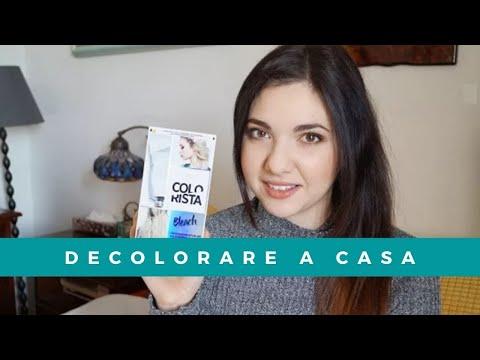 Come Decolorare Con LOral Bleach By COLORISTA Ombre