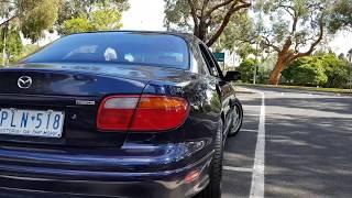 Mazda Eunos 800m millennia supercharged