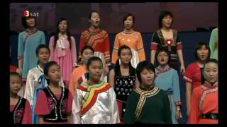 Tritsch Tratsch Polka - Strauss - Children Chor 天河区 Chinesisch !!!!