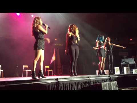 Fifth Harmony - All Of Me - AZ State Fair 2014