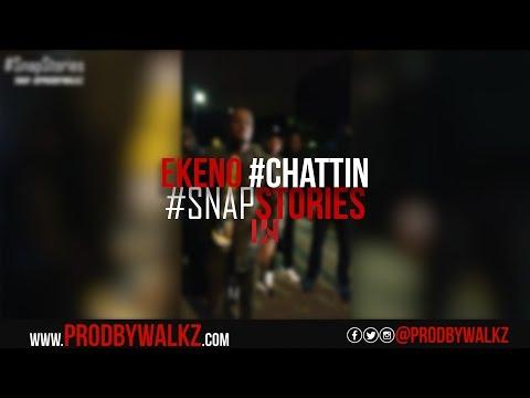 #SnapStories: Behind The Scenes Of 'Ekeno #Chattin' Video Shoot (@EkenoOfficial)