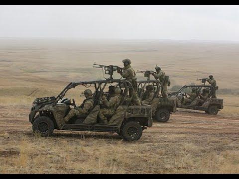 Армянская ДРГ при попытке проникнуть на территорию Азербайджана попала в засаду: кадры реального боя