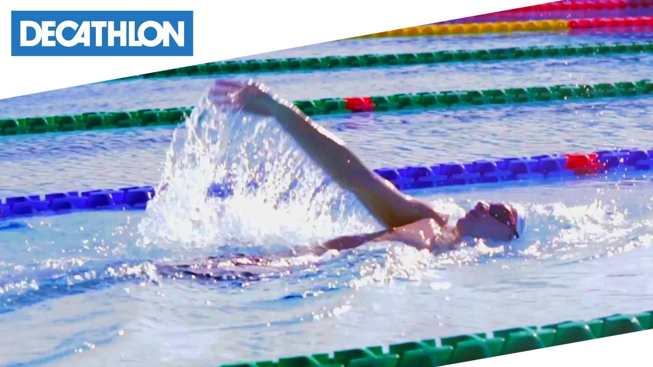 fc74145b20e20 Tutorial di nuoto - Lezione 3: il dorso   Decathlon Italia - YouTube