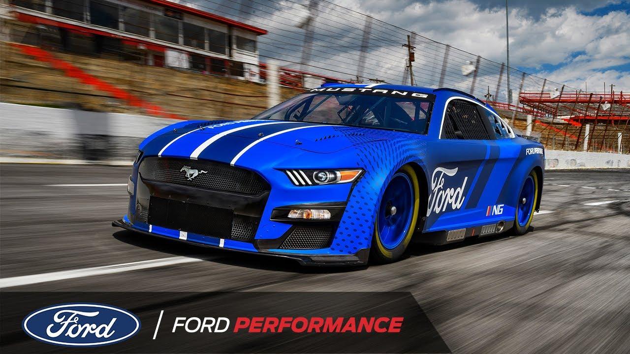 A New Era: NASCAR Next Gen Mustang | Ford Performance