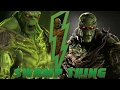 Injustice 2 Swamp Thing Trailer Reaction!